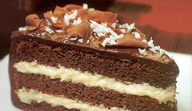 Receita de bolo prestígio para festa em casa