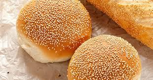 Receita de como fazer pão de hambúrguer