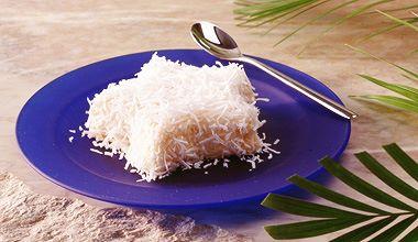 Receita de nuvem de coco fácil e delicioso