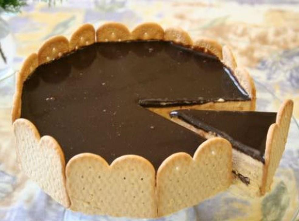 Receita de Torta alemã