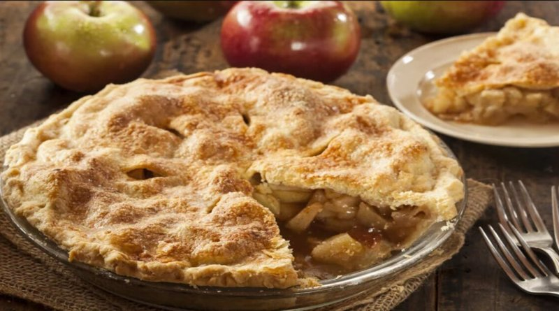 Receita de torta de maçã caseira super saborosa