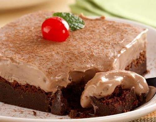 Torta de chocolate cremosa receita muito maravilhosa e deliciosa