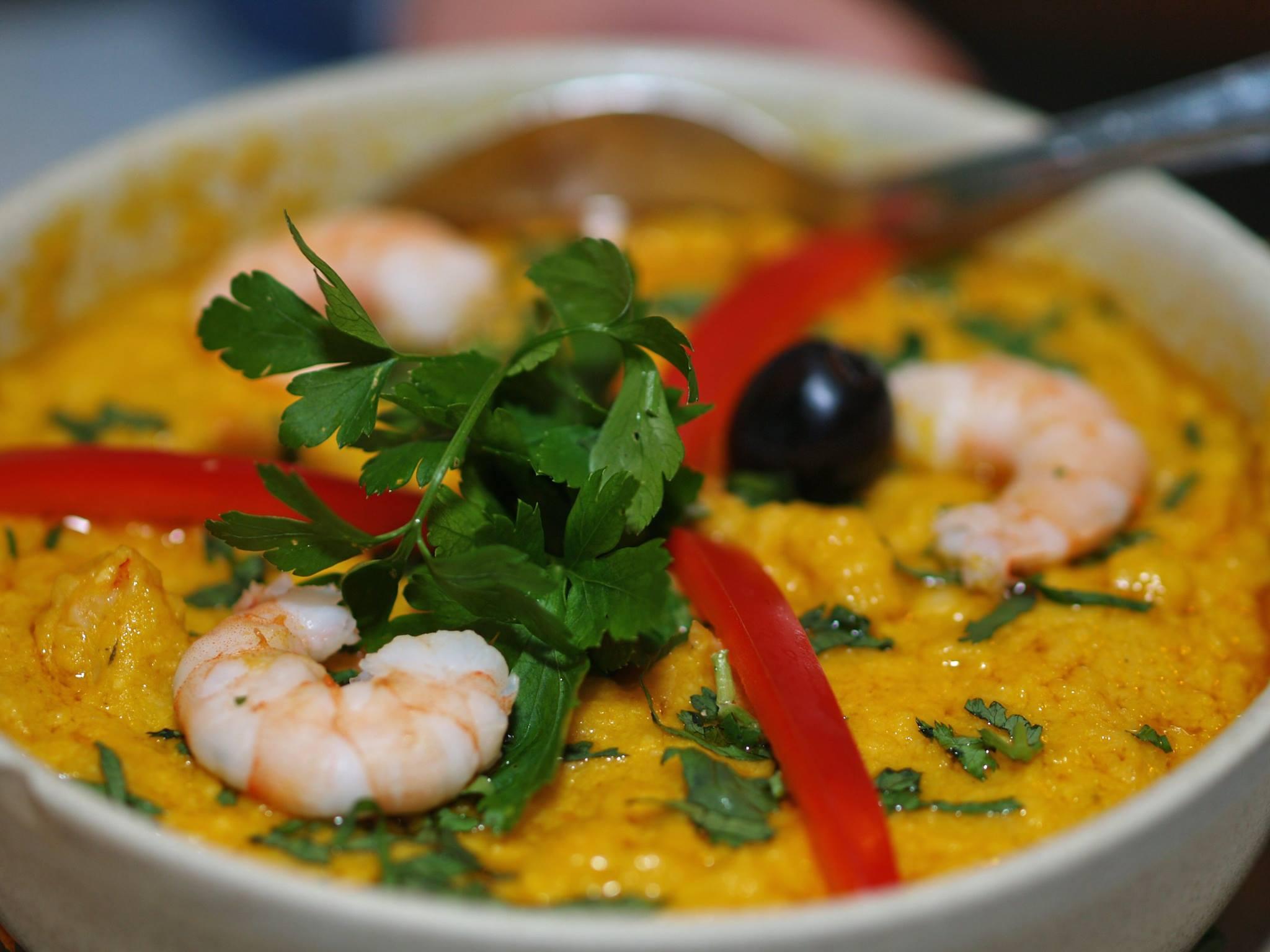 Vatapá a melhor culinária baiana que existe e muito fácil de fazer
