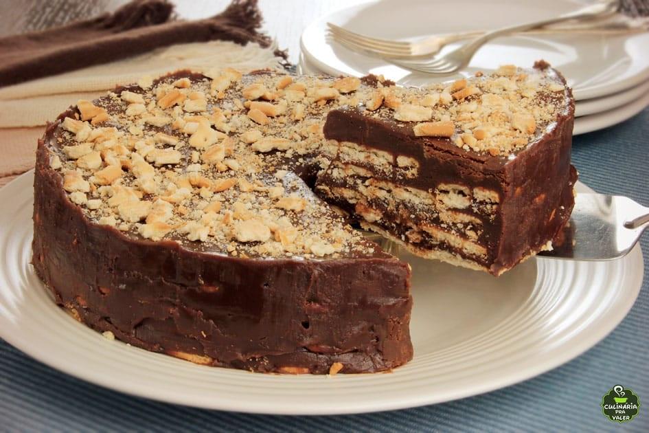 Torta bolo de palha italiana caseira irresistível e muito saborosa