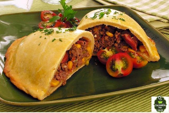 Pastel mexicano uma delícia