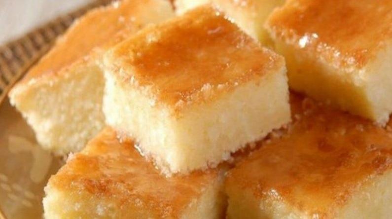 Bolo cocada – fofinho e delicioso, super fácil