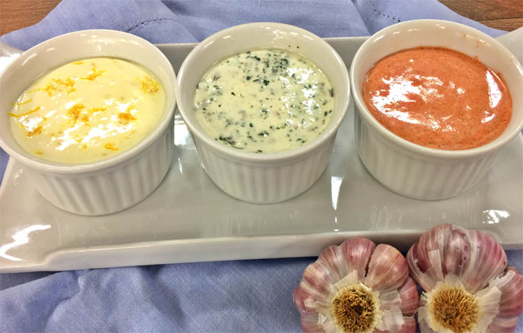 3 receita de molho de alho para churrasco uma delícia
