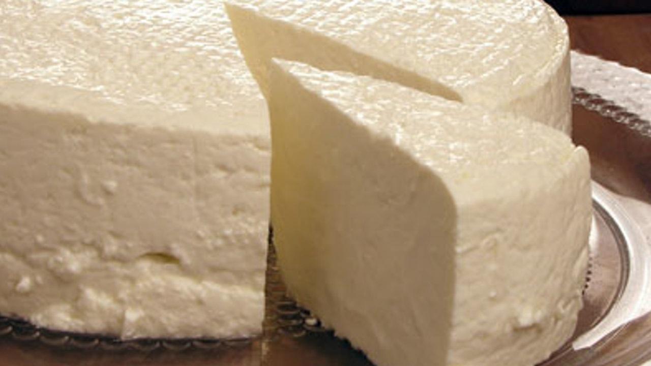 Queijo branco - receita fácil