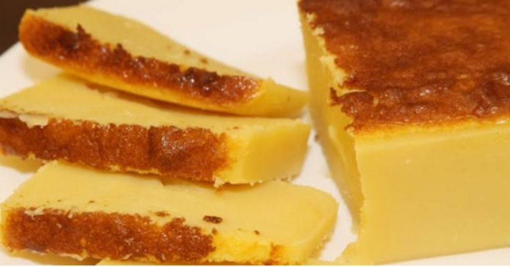 Receita do bolo mole de liquidificador, famoso engorda marido – super fácil de fazer, um dos melhores