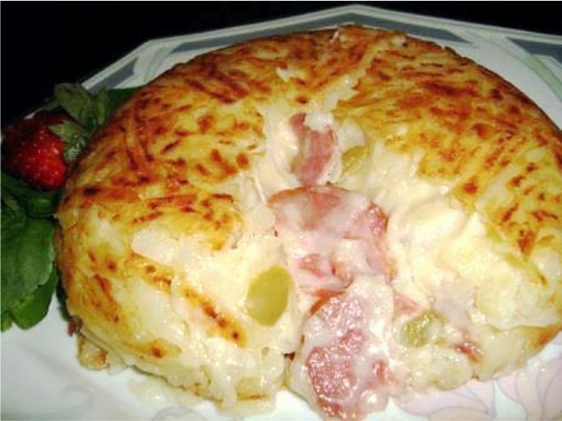 A melhor batata suíça do mundo
