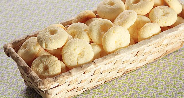 Biscoito de maizena simples uma delícia