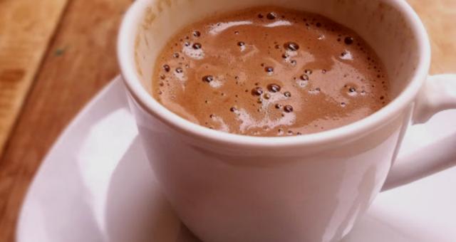 Receita de cappuccino caseiro simples