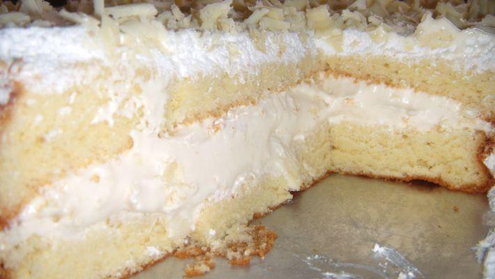Recheio de leite ninho para bolo delicioso
