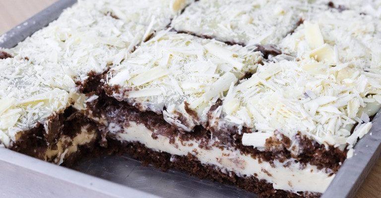 O melhor bolo molhadinho gelado e cremoso