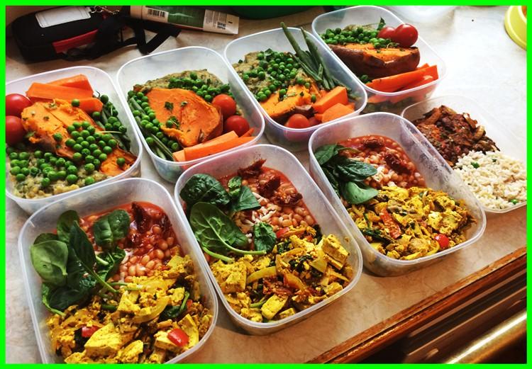 5 receitas de comida fitness com os alimentos certos e quantidade exata
