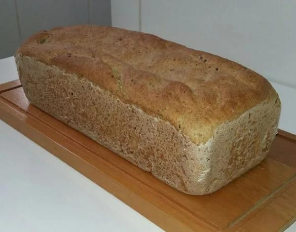 Receita do pão caseiro integral