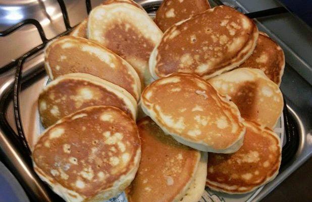 Tareco receita para o seu café da manhã ou da tarde