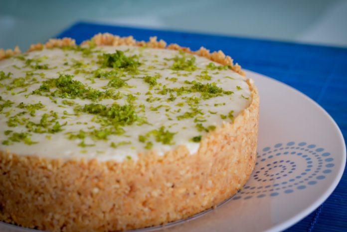 Essa é a melhor torta de limão do mundo e você vai aprender a fazer ela hoje